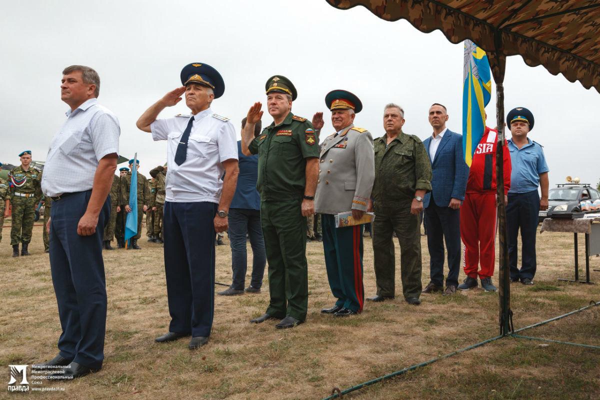 Сергей Фуглаев принял участие в авиационном празднике ко Дню Воздушно-космических сил РФ, фото-2