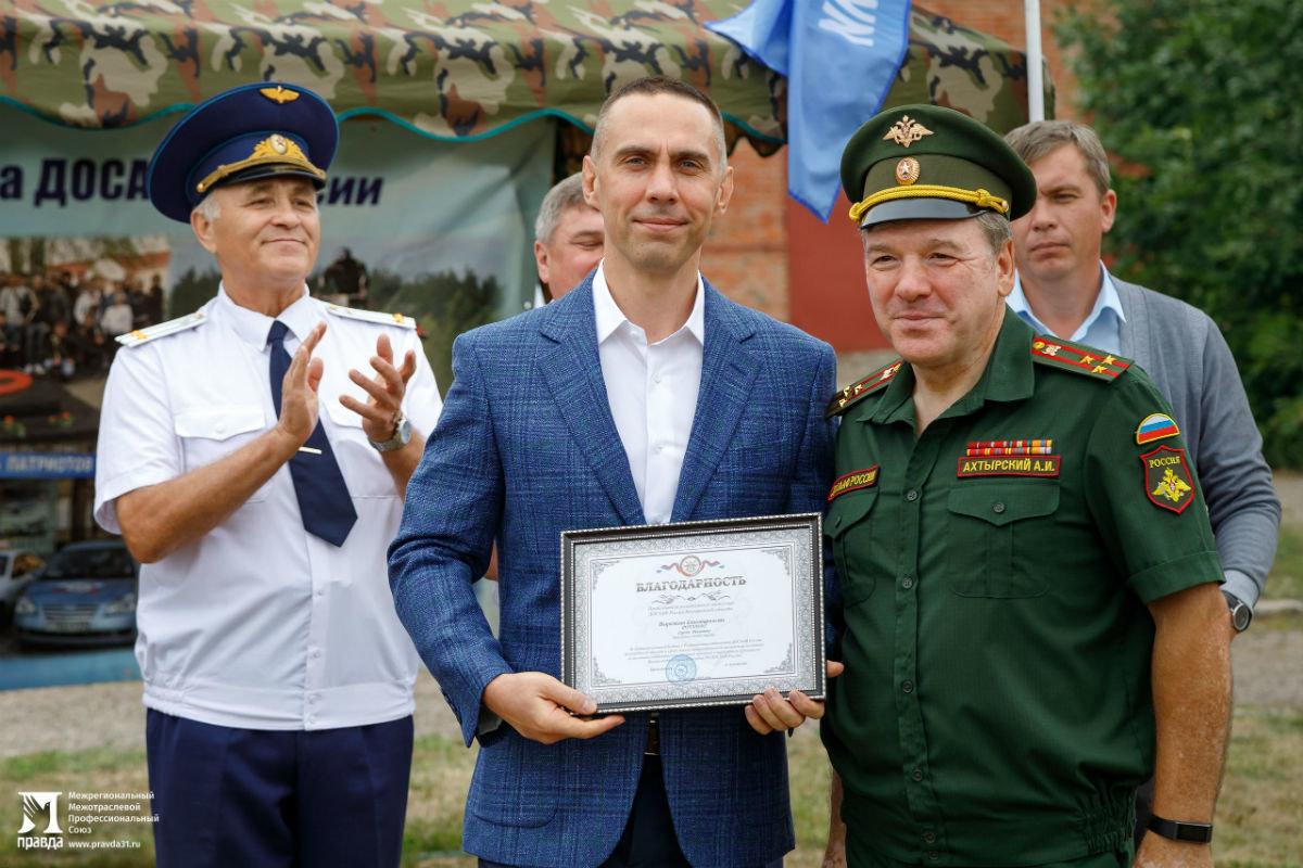 Сергей Фуглаев принял участие в авиационном празднике ко Дню Воздушно-космических сил РФ, фото-3