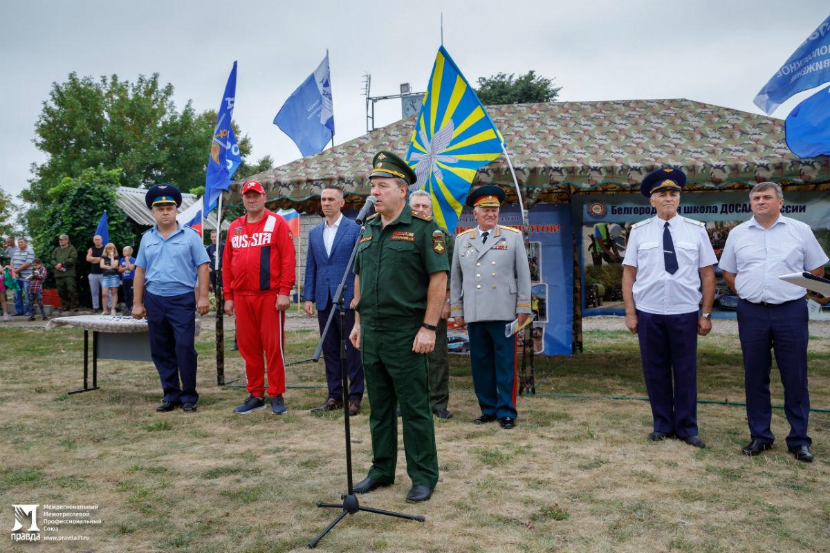 Сергей Фуглаев принял участие в авиационном празднике ко Дню Воздушно-космических сил РФ, фото-4