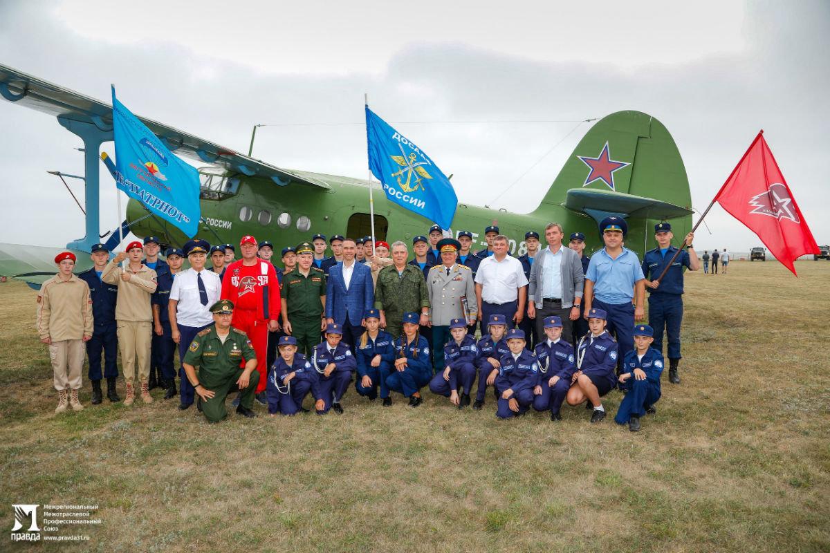 Сергей Фуглаев принял участие в авиационном празднике ко Дню Воздушно-космических сил РФ, фото-5