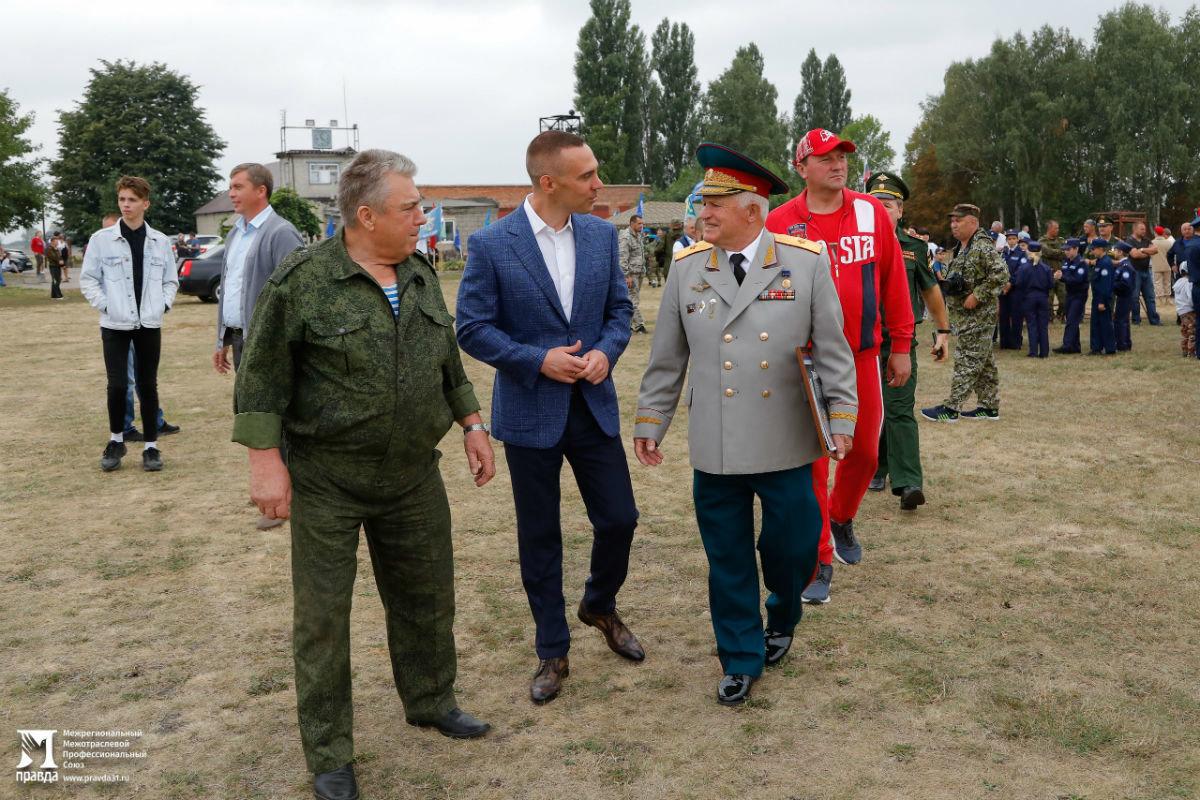 Сергей Фуглаев принял участие в авиационном празднике ко Дню Воздушно-космических сил РФ, фото-6