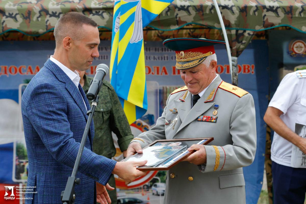 Сергей Фуглаев принял участие в авиационном празднике ко Дню Воздушно-космических сил РФ, фото-11
