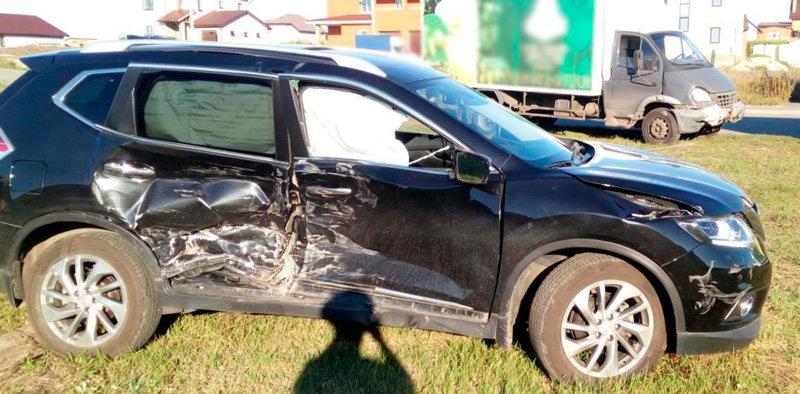 Две автомобилистки столкнулись на дороге под Белгородом, фото-2