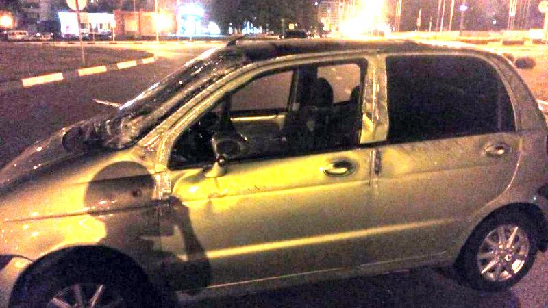 В Белгородской области в аварии пострадали водитель и четверо пассажиров иномарки, фото-2, Фото: пресс-служба управления МВД по Белгородской области