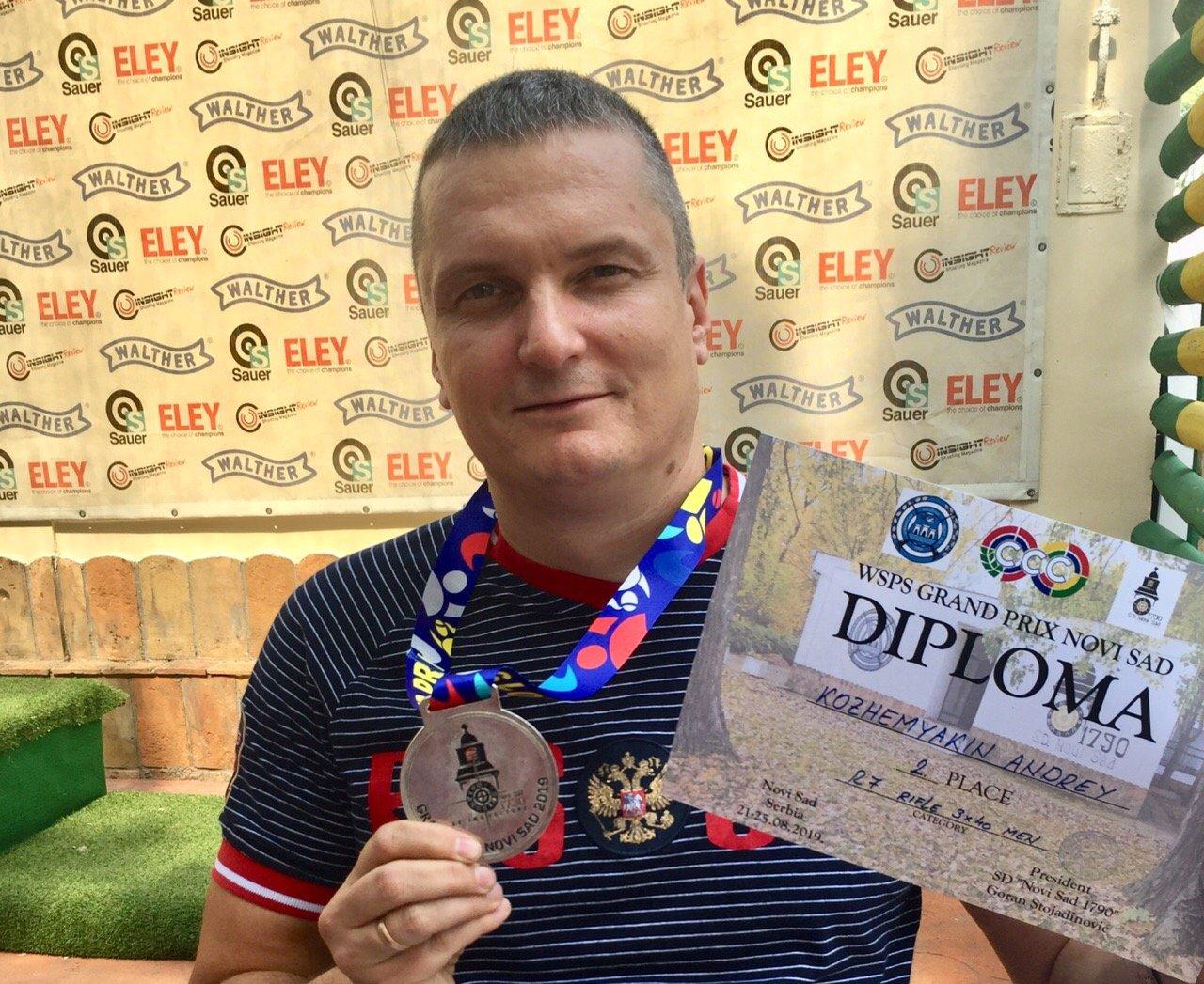 Белгородские стрелки пополнили свою медальную копилку на турнире в Сербии, фото-1