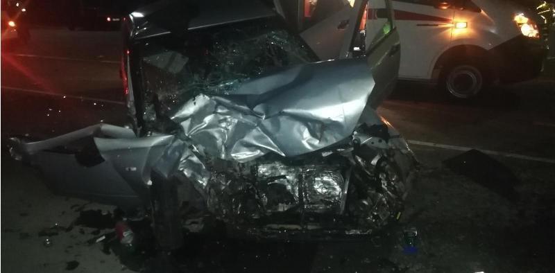 В Алексеевке в ДТП пострадал 8-месячный мальчик, фото-2