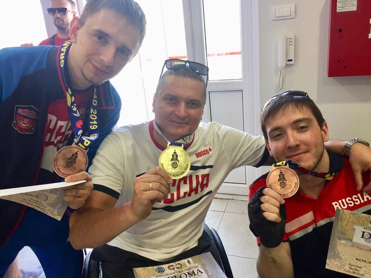 Белгородские стрелки собрали россыпь наград на турнире в Сербии, фото-1