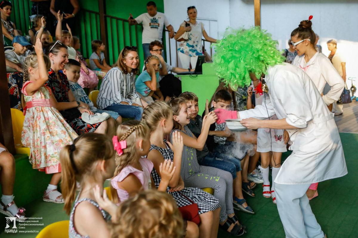 Профсоюз «Правда» поздравил будущих первоклассников с Днём знаний, фото-14