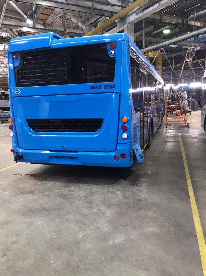 На улицах Белгорода появятся 30 новых синих автобусов, фото-3