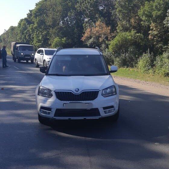 Белгородский автобус попал в ДТП с тремя машинами в Воронежской области, фото-3