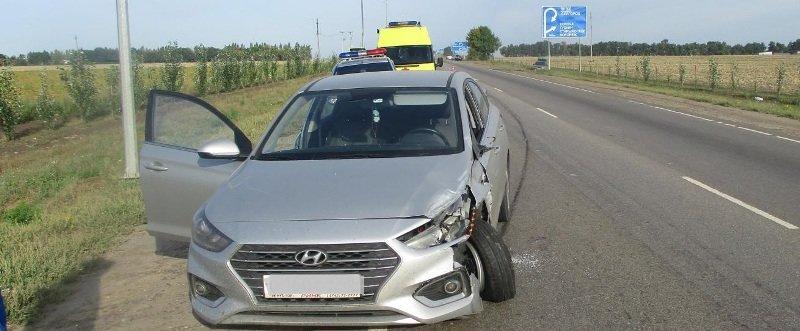 В Белгороде иномарка на тротуаре сбила двухлетнюю девочку, фото-2