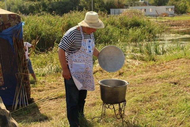 В Белгородской области впервые прошёл фестиваль ухи, фото-1