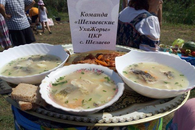 В Белгородской области впервые прошёл фестиваль ухи, фото-5