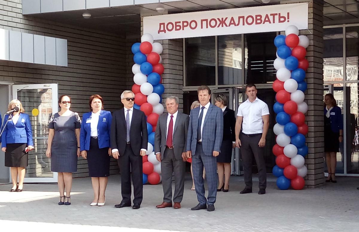 Под Белгородом в новом микрорайоне открылась школа с режимом полного дня, фото-3