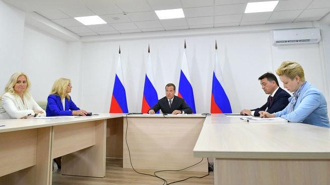 Евгений Савченко: На объекты образования региона в этом году выделяется из федерального бюджета 1,7 млрд рублей , фото-3