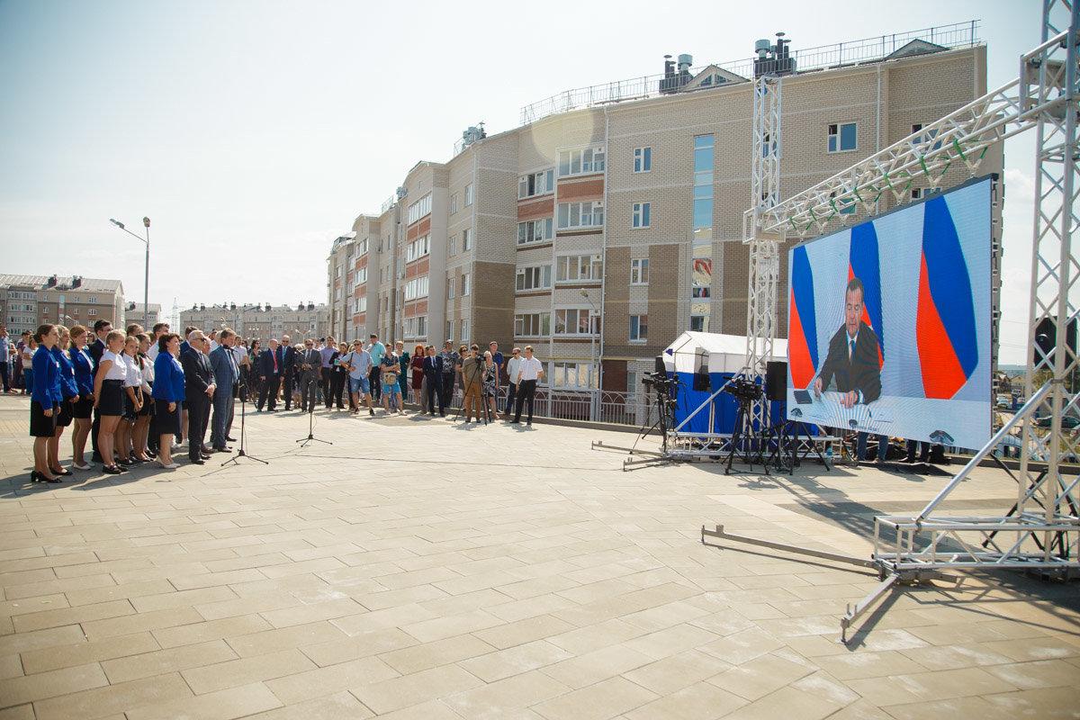 Евгений Савченко: На объекты образования региона в этом году выделяется из федерального бюджета 1,7 млрд рублей , фото-1