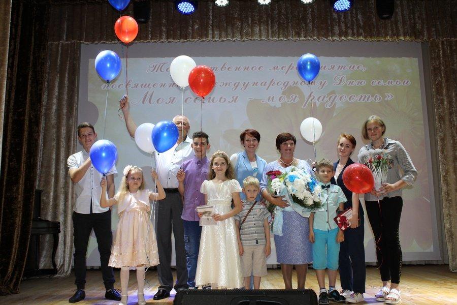 Многодетная семья из Шебекина стала лучшей в России, фото-1