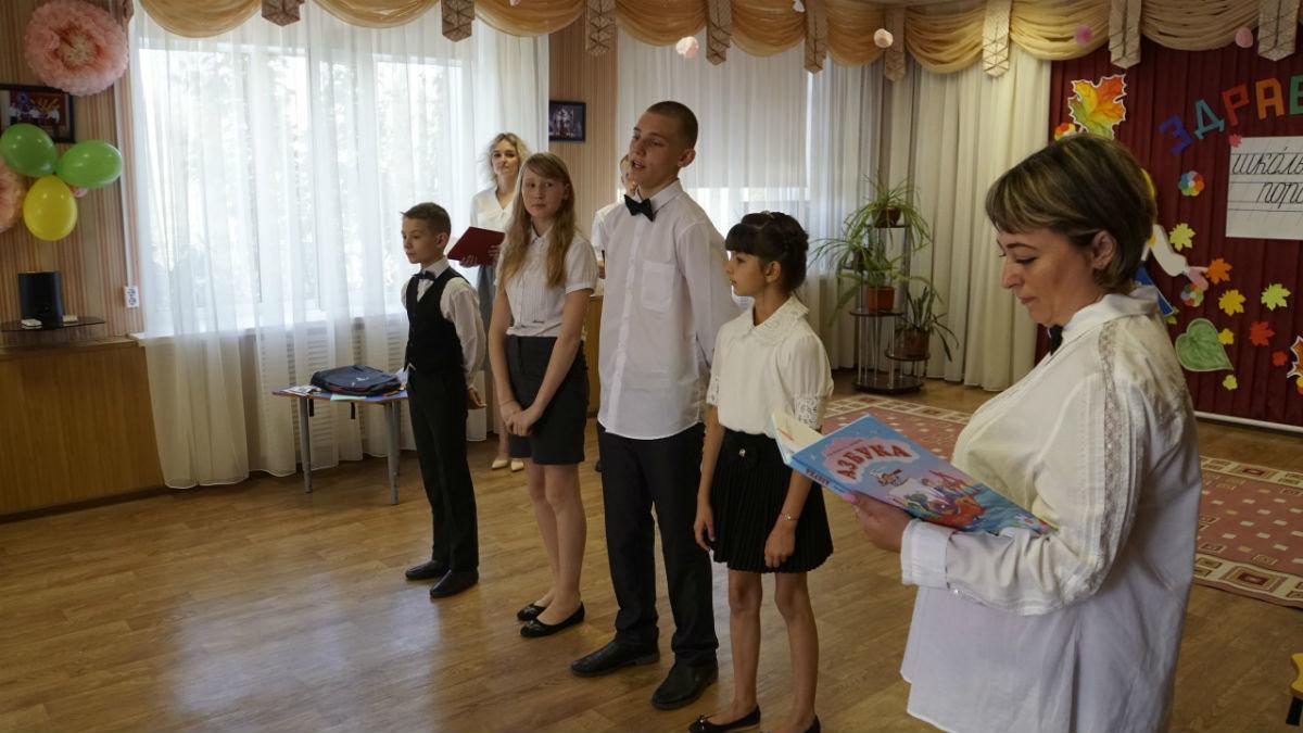 Сергей Фуглаев поздравил с Днём знаний детей из реабилитационного центра, фото-4