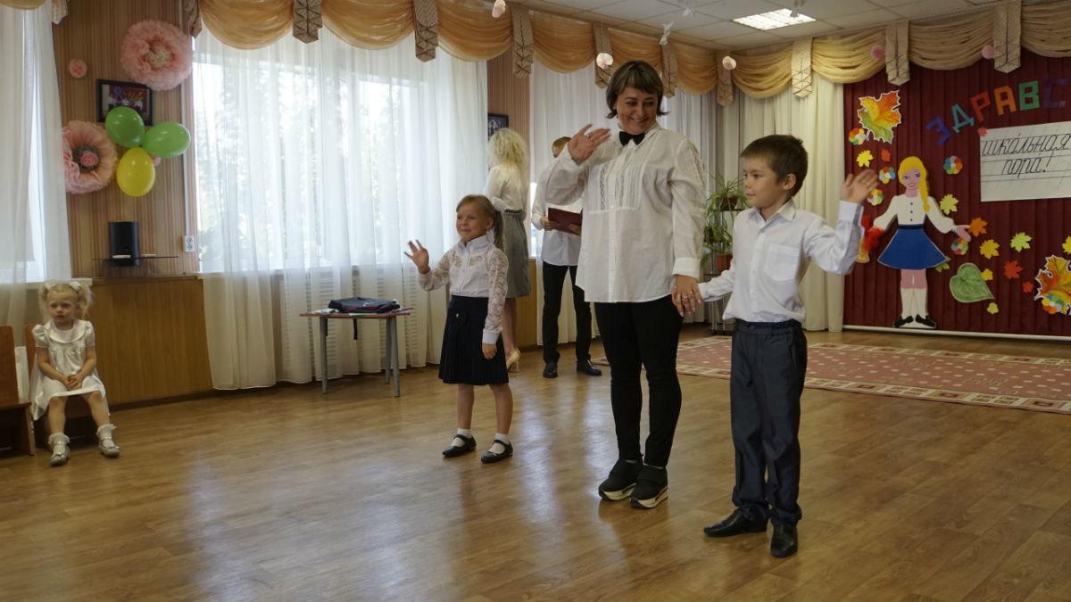Сергей Фуглаев поздравил с Днём знаний детей из реабилитационного центра, фото-5