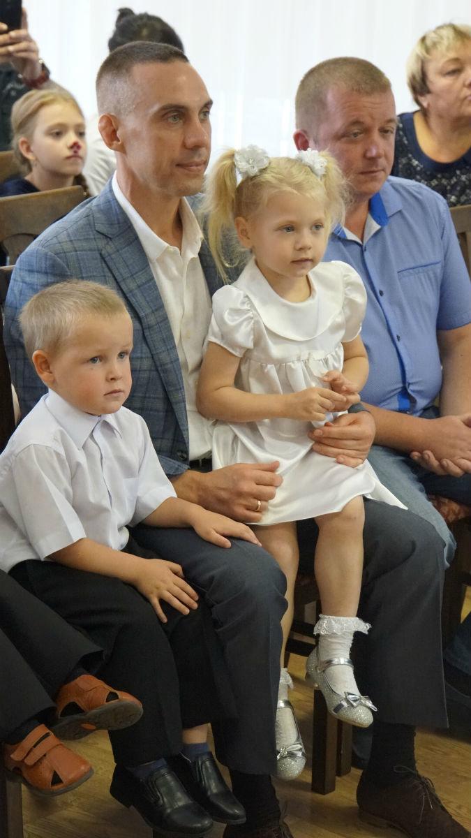 Сергей Фуглаев поздравил с Днём знаний детей из реабилитационного центра, фото-6