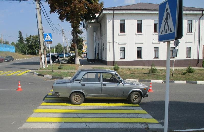 В Губкине женщина на иномарке сбила шестилетнего мальчика, фото-2, Фото: пресс-служба УМВД по Белгородской области