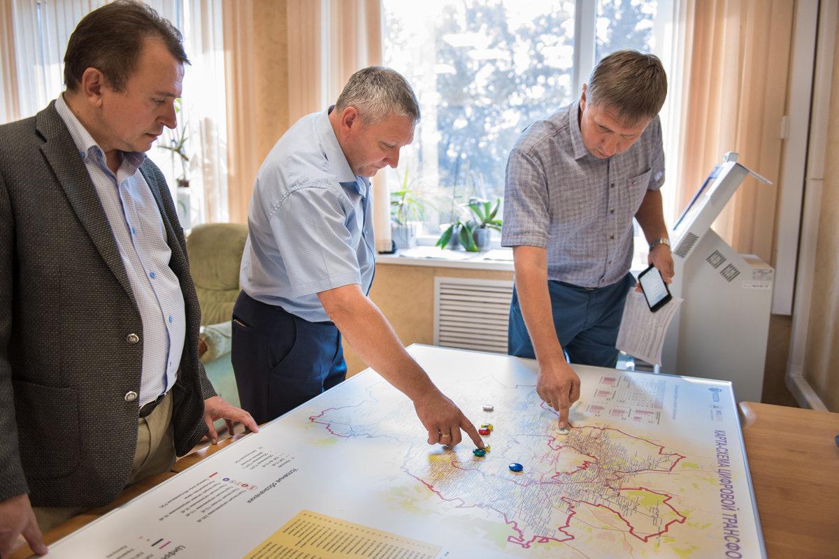 Белгородские энергетики восстановили электроснабжения после условной аварии, фото-1