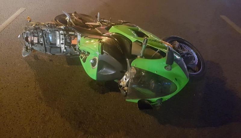 В Старом Осколе в ДТП погиб водитель мотоцикла «Кавасаки Ниндзя», фото-1
