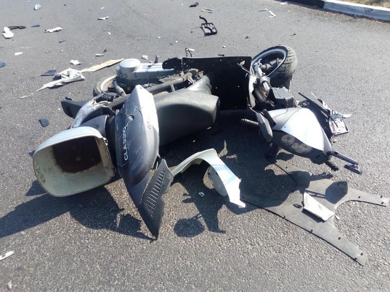 В Старом Осколе в ДТП погиб водитель мотоцикла «Кавасаки Ниндзя», фото-2