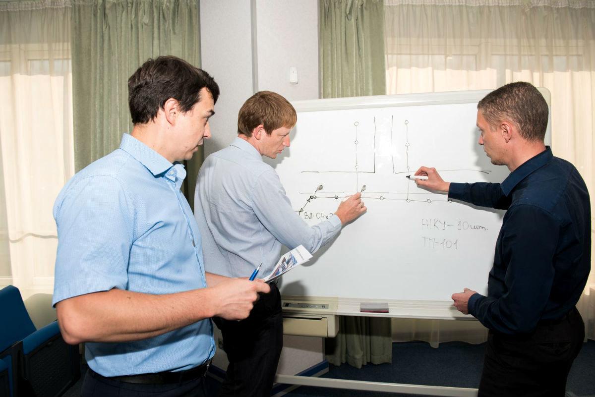 Рацпредложение белгородских энергетиков отмечено на федеральном уровне, фото-3