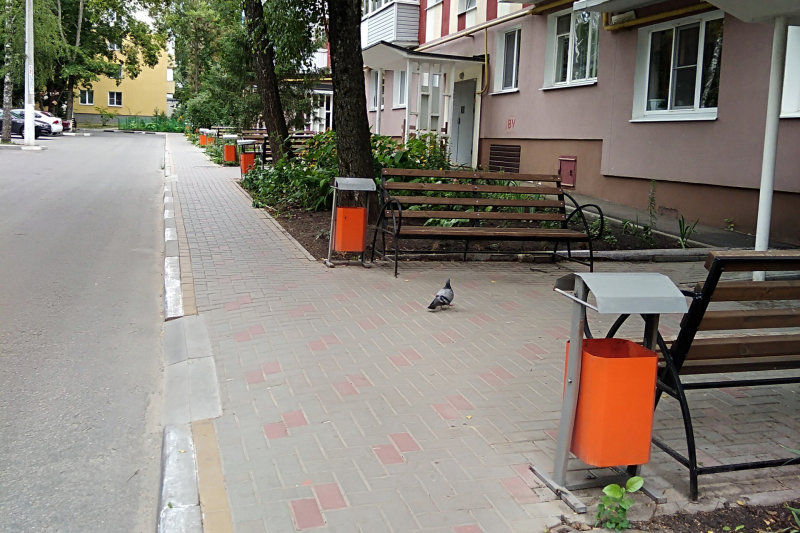 В Белгороде исправили недочёты в самом дорогом дворе, фото-1