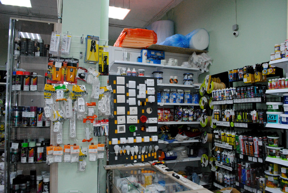 Магазин стройматериалов «Отвёртка». Простой и универсальный способ решения многих проблем, фото-3