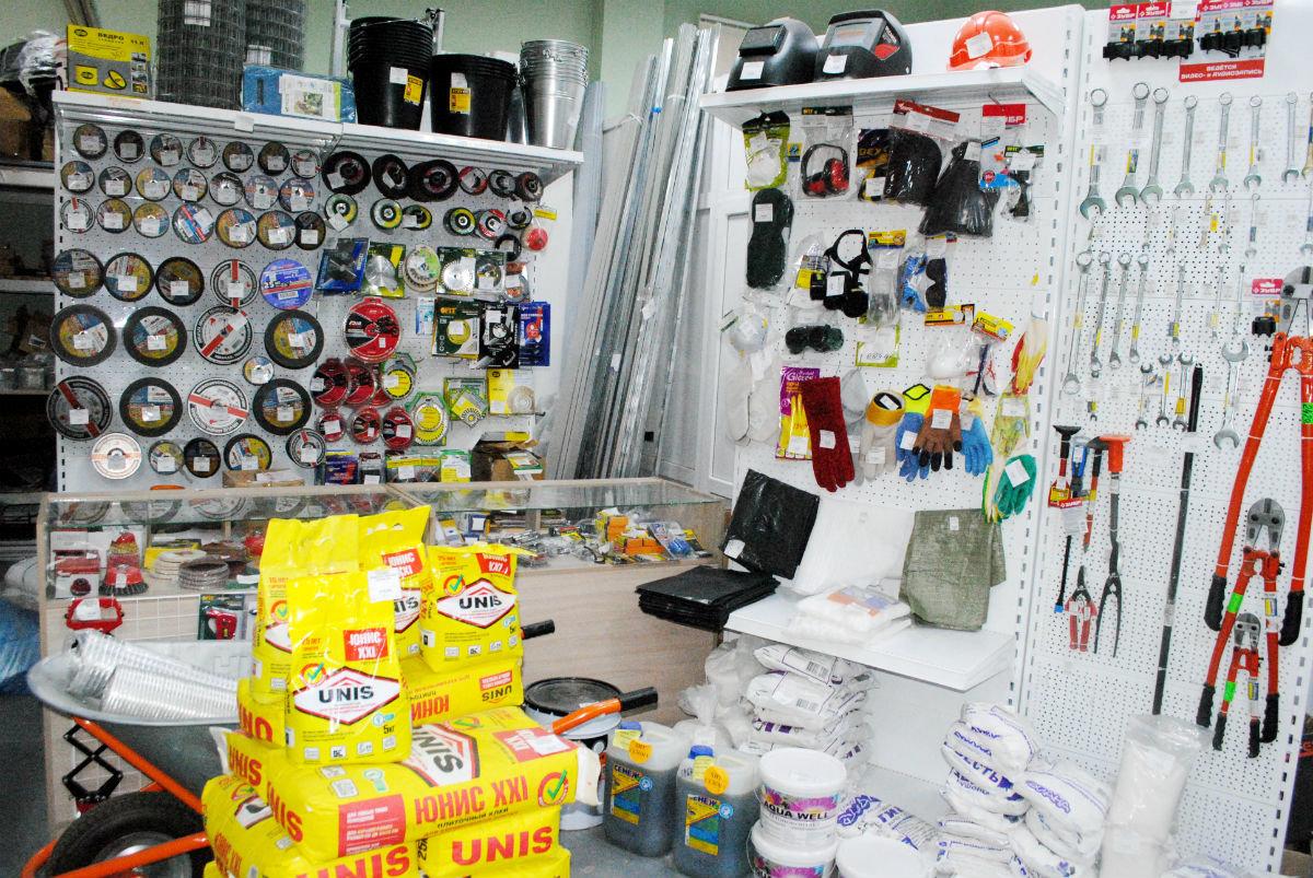 Магазин стройматериалов «Отвёртка». Простой и универсальный способ решения многих проблем, фото-5