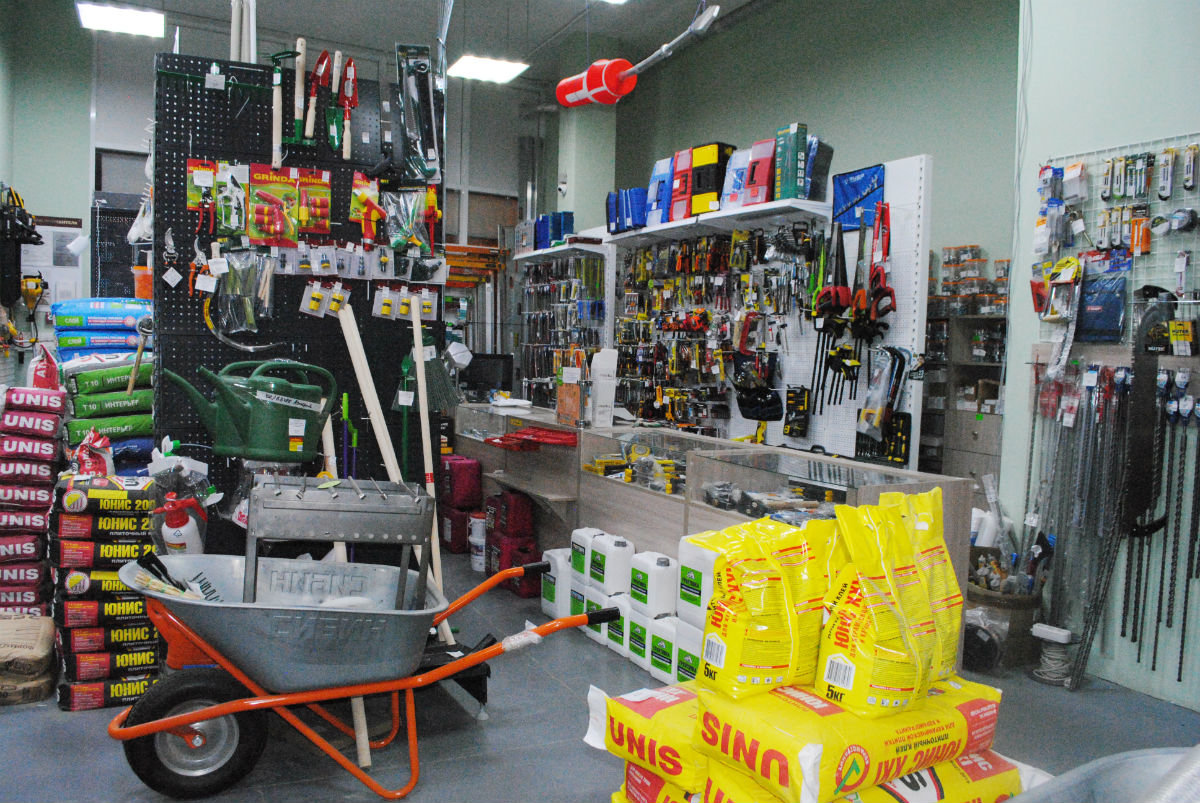 Магазин стройматериалов «Отвёртка». Простой и универсальный способ решения многих проблем, фото-6