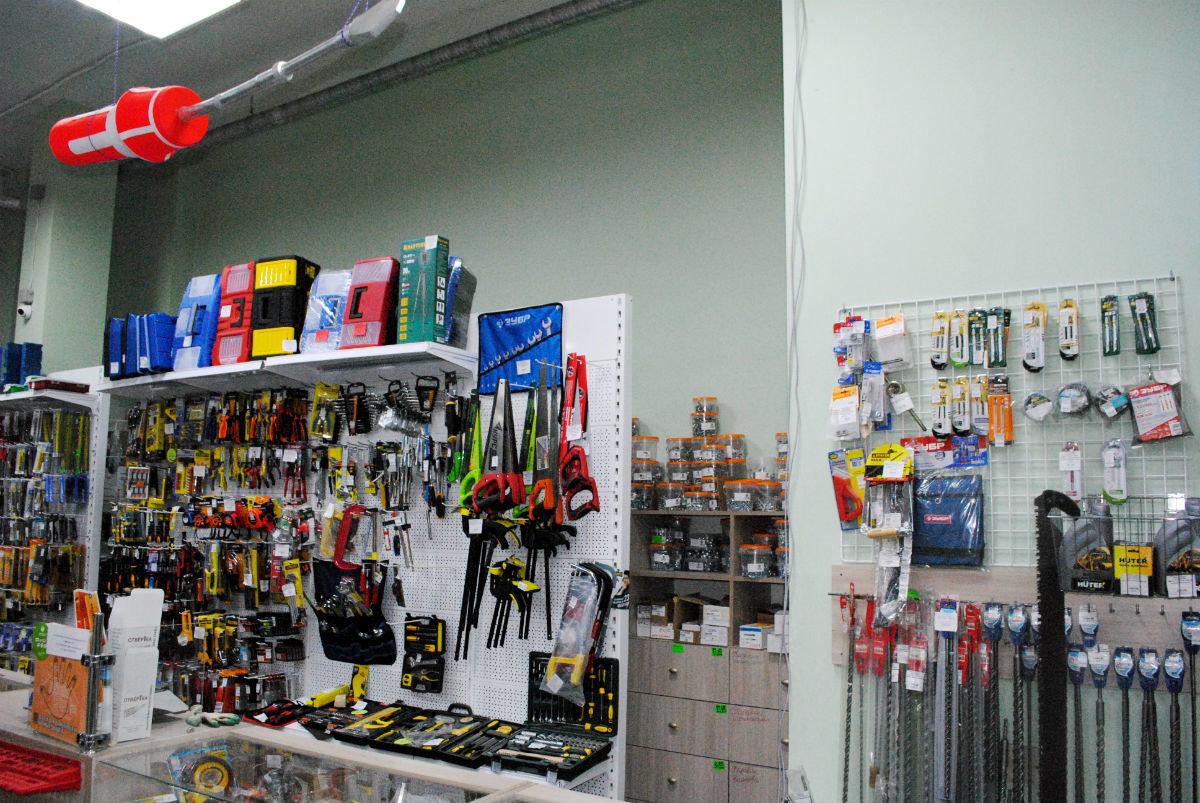 Магазин стройматериалов «Отвёртка». Простой и универсальный способ решения многих проблем, фото-9