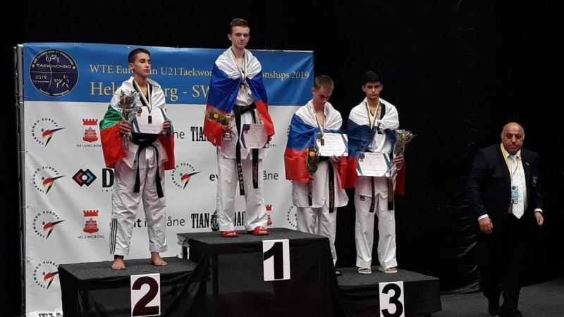 Белгородские тхэквондисты завоевали медали первенства Европы , фото-4