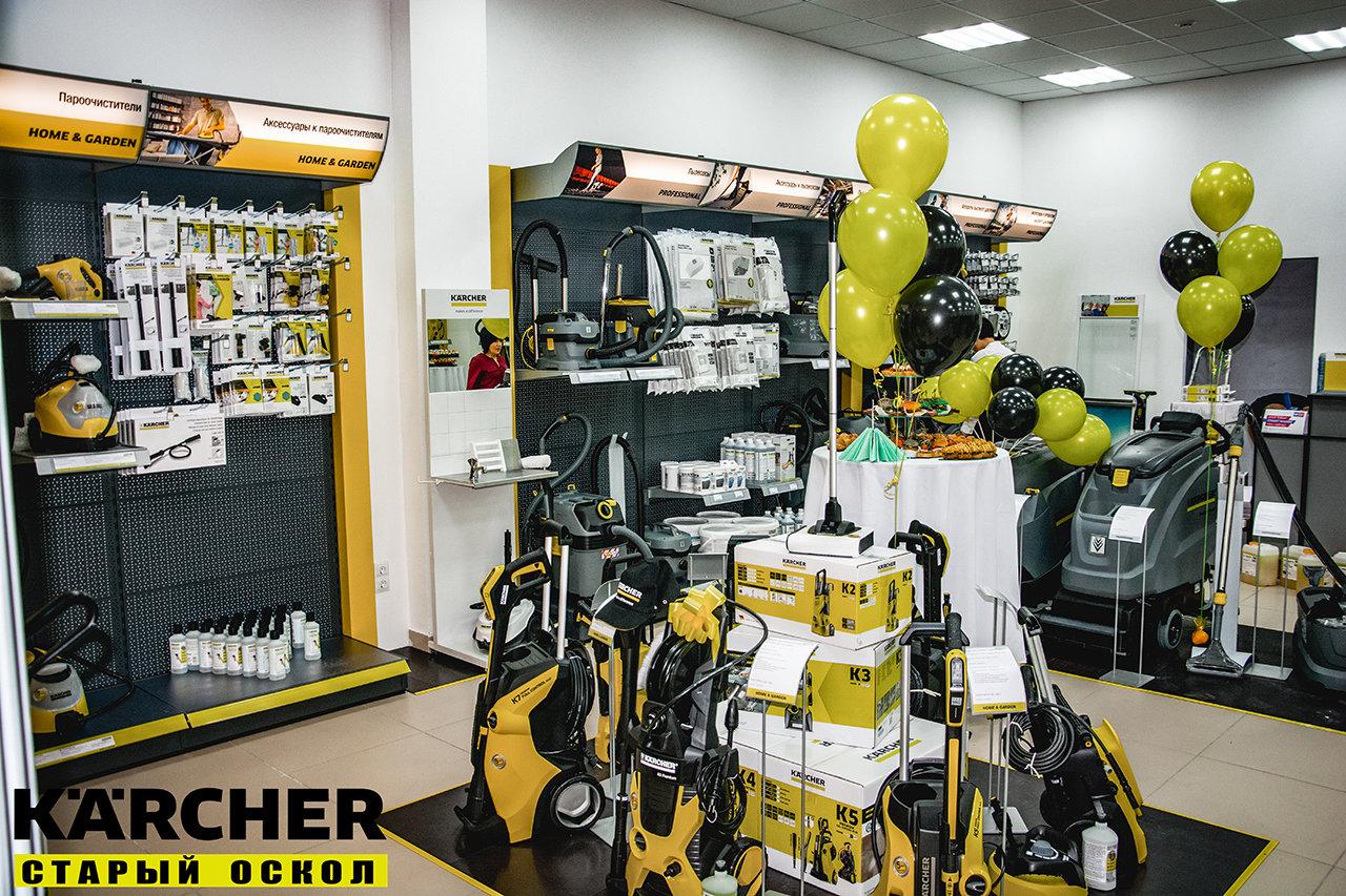 В Старом Осколе открылся первый официальный «Керхер-центр», фото-5
