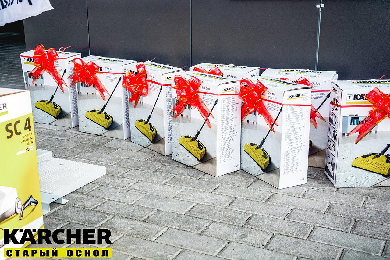 В Старом Осколе открылся первый официальный «Керхер-центр», фото-7
