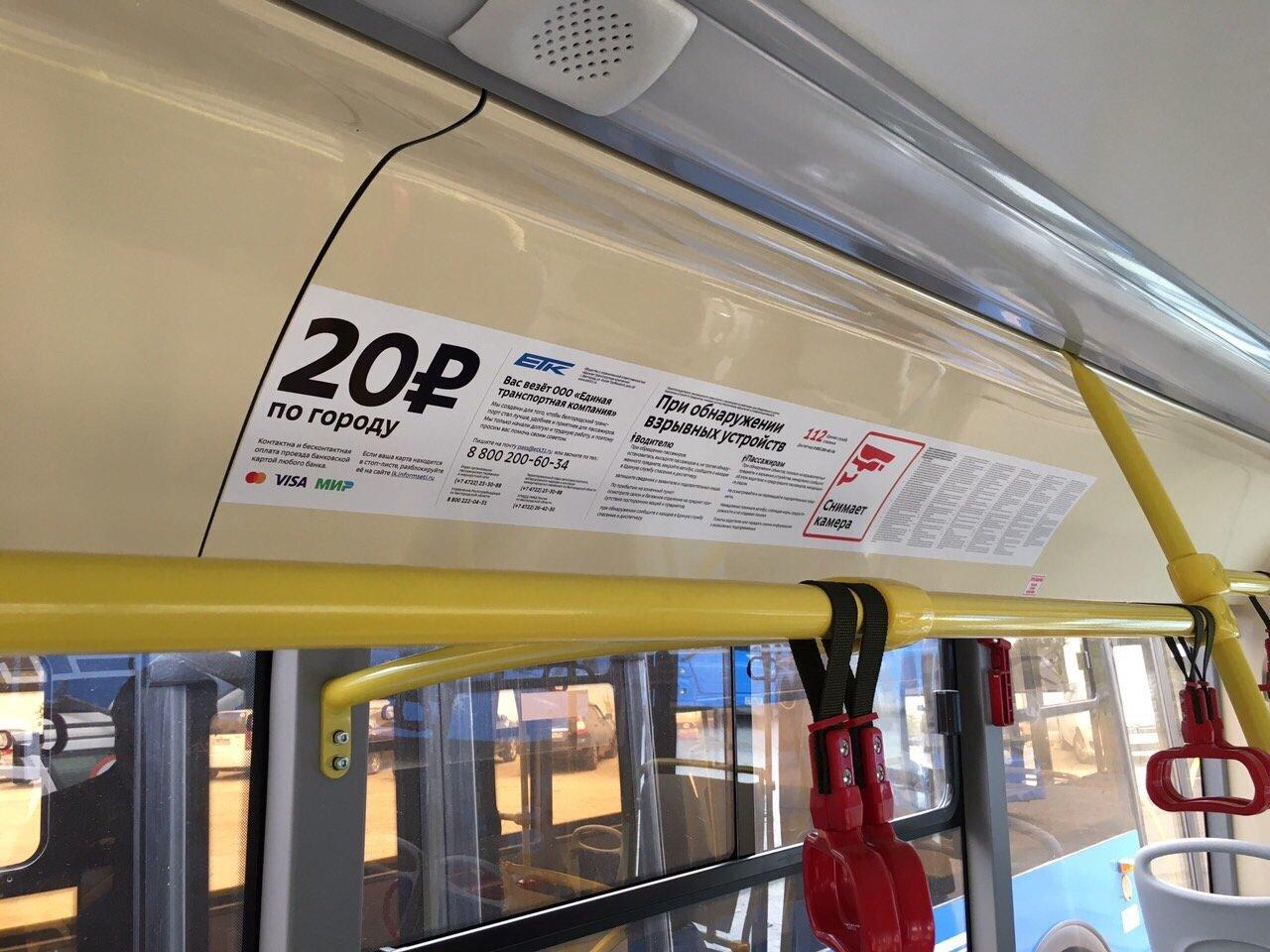 На улицы Белгорода выехали новые синие автобусы, фото-2