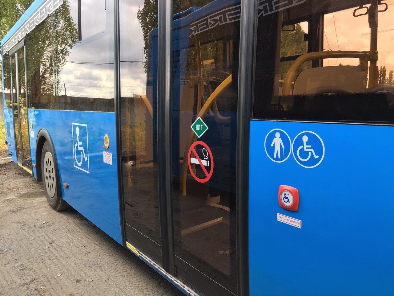 На улицы Белгорода выехали новые синие автобусы, фото-3