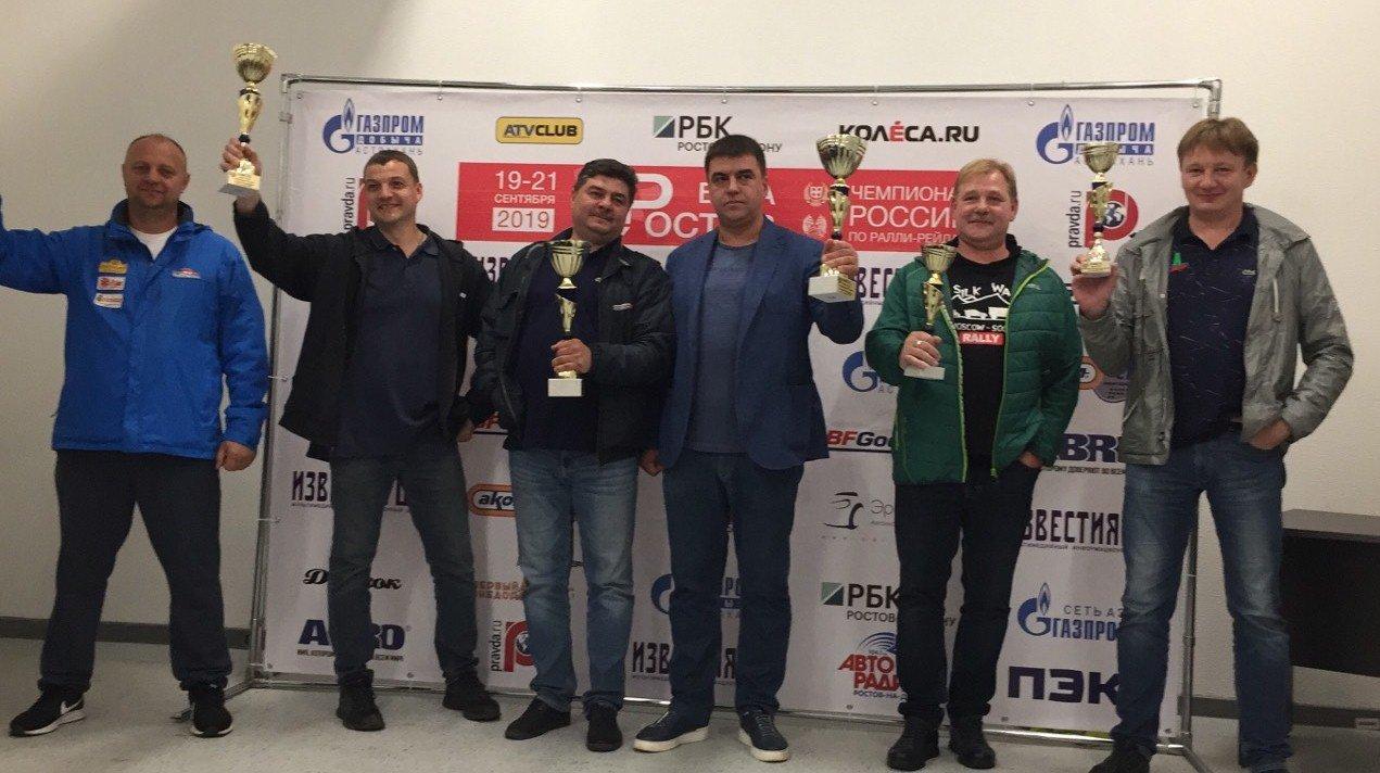 Белгородцы завоевали золото ростовского ралли-рейда , фото-3