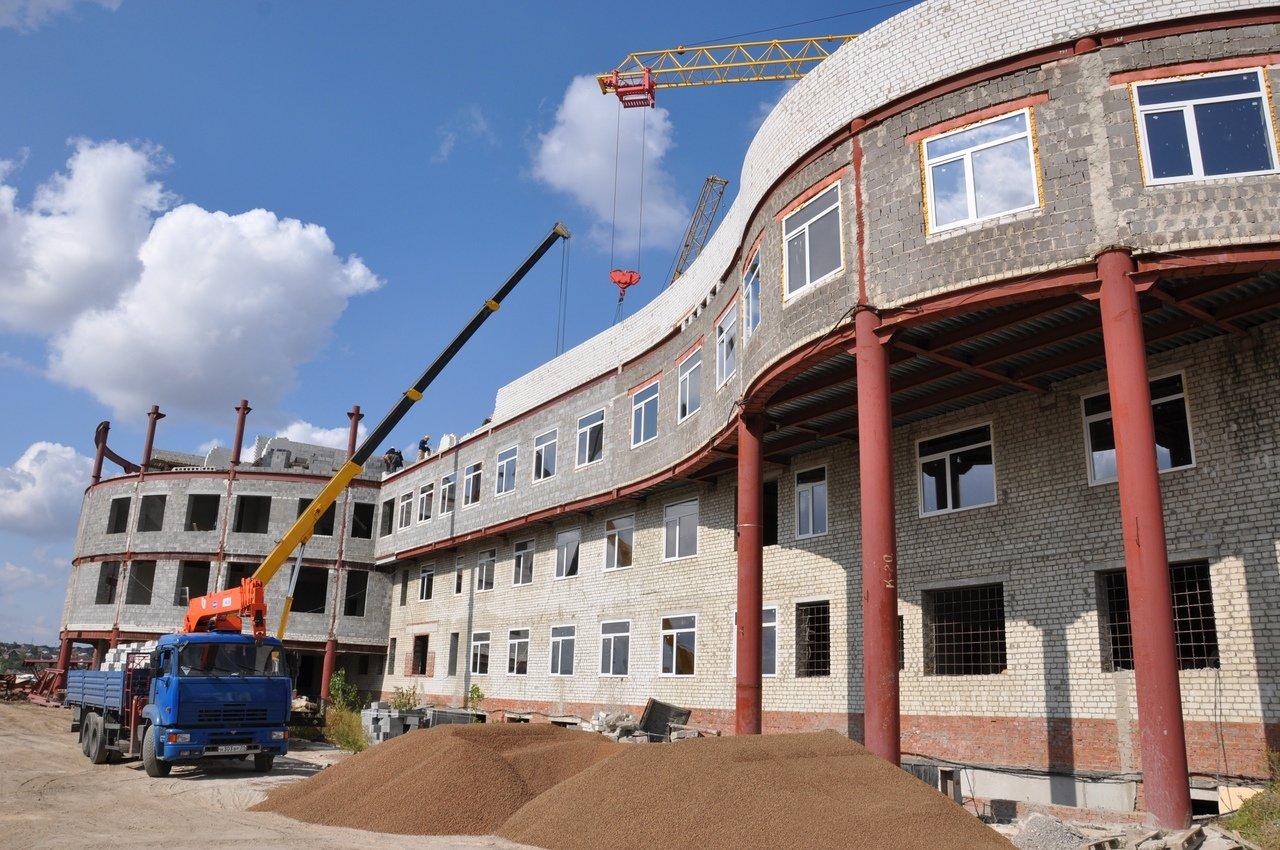 Детский сад на улице Есенина Белгорода построят к следующему лету, фото-1