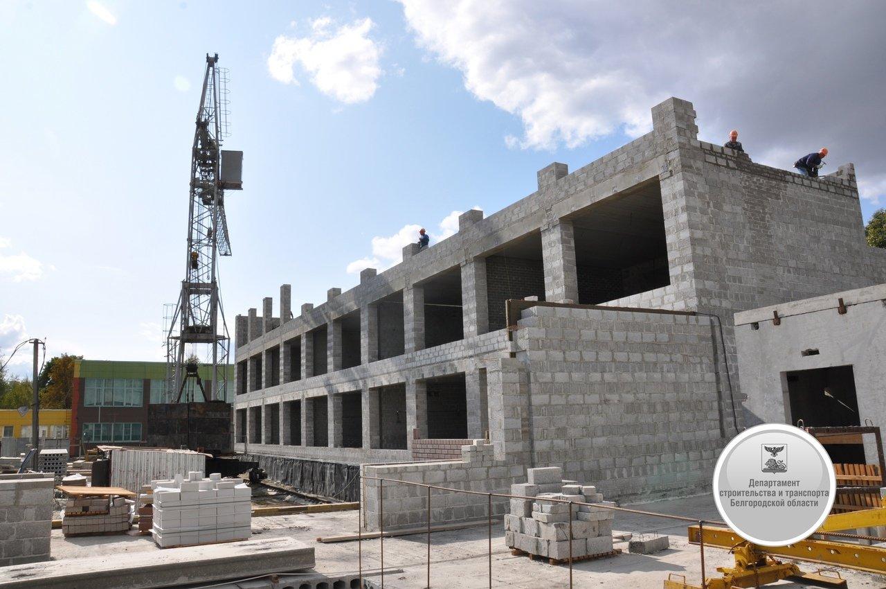 Новое здание начальной школы откроется в Майском в 2020 году, фото-1