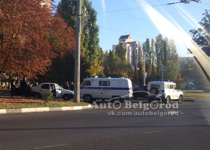 В Белгороде задержали пассажира такси с наркотиками, фото-1