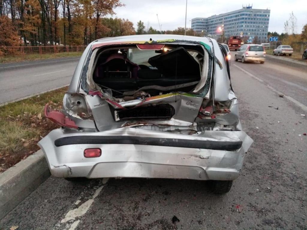 В Белгороде водительница Porsche Cayenne сбила мужчину, фото-2