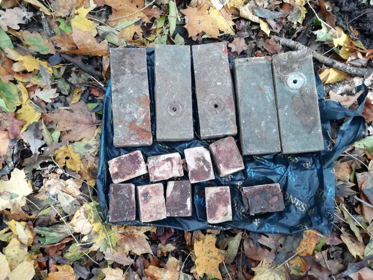 В Белгородской области нашли тротиловый тайник, фото-1