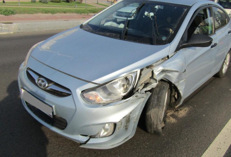 В аварии под Новым Осколом пострадали двое детей, фото-3
