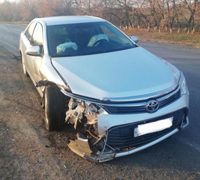В аварии под Новым Осколом пострадали двое детей, фото-4