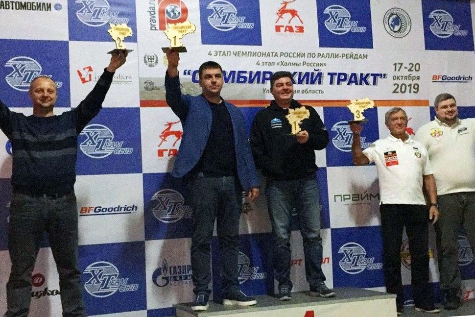 Белгородский экипаж выиграл баху «Симбирский тракт», фото-4