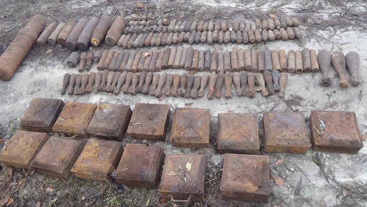 В Шебекинском районе нашли схрон с боеприпасами, фото-2