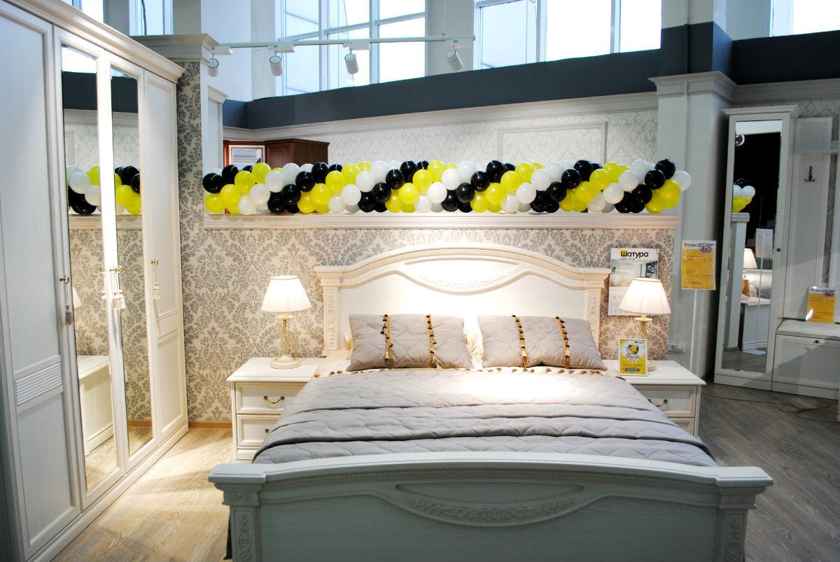 Салон мебели «Шатура» в торговом центре «Мебельный город» наградил первых покупателей, фото-3
